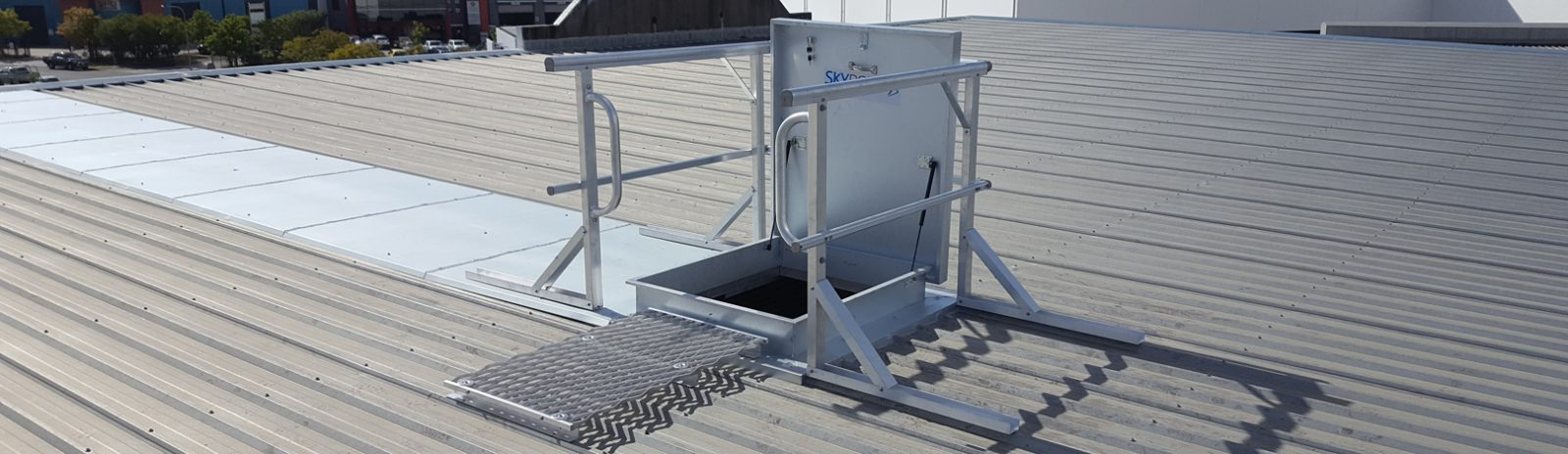 Roof Access Hatch and Hatches Safe At Heights Brisbane Queensland 3
