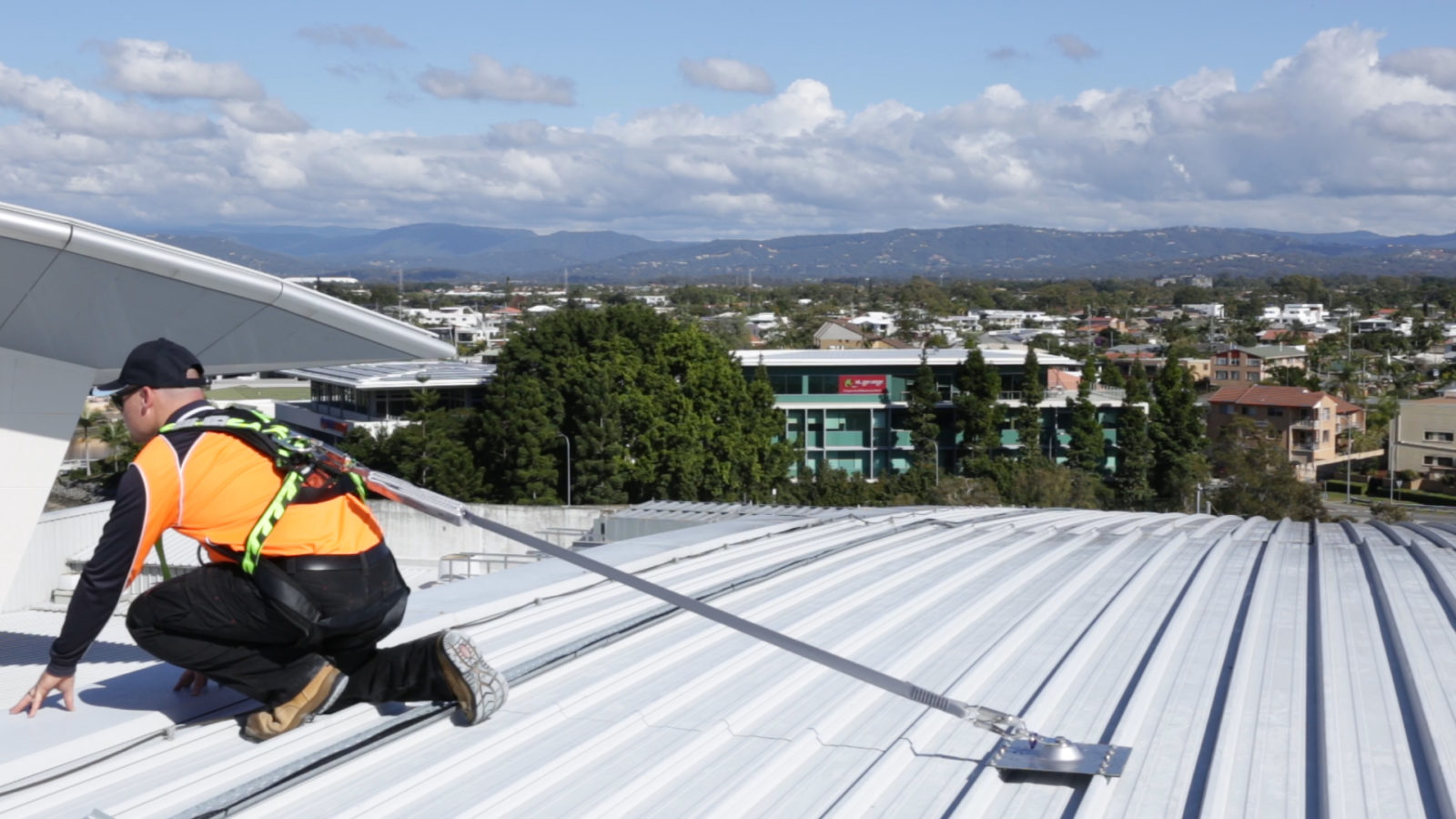 Height Safety Roof Anchor Points Safe At Heights Brisbane Queensland 19