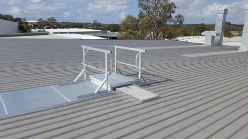 Roof Access Hatch and Hatches Safe At Heights Brisbane Queensland 2
