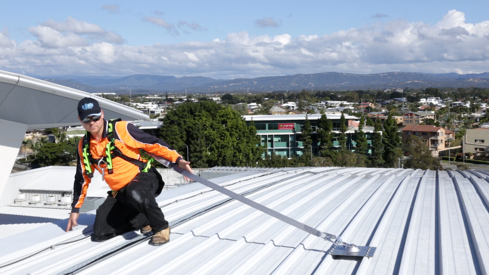Fall Arrest Systems Safe At Heoghts Queensland