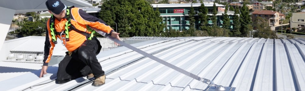 Height Safety Roof Anchor Points Safe At Heights Brisbane Queensland 18