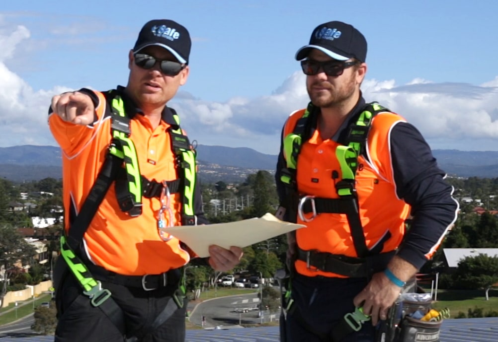Height Safety Systems Design And Installation Safe At Heights Queensland