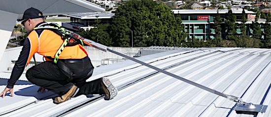 fall arrest systems safe at heights queensland