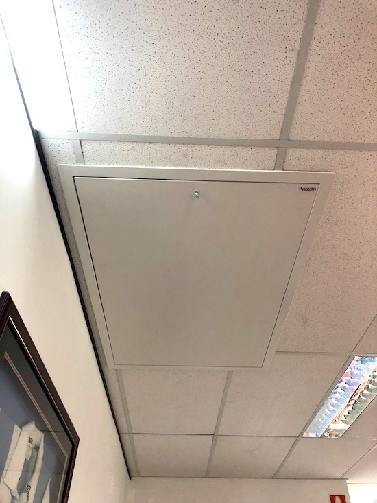 Ceiling Access and Roof Access Hatch and Hatches Safe At Heights Brisbane Queensland