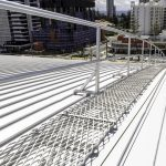 Guardrails Access Walkways Roof Platforms Safe At Heights Brisbane Queensland 1 3 1 1