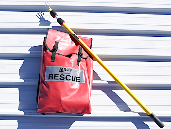 Rescue Kits Safe At Heights Queensland