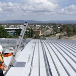 Roof Access Ladders Dock and Brackets Safe At Heights Brisbane Queensland 17 1