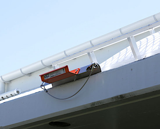 Roof Access Ladders Dock and Brackets Safe At Heights Brisbane Queensland 4