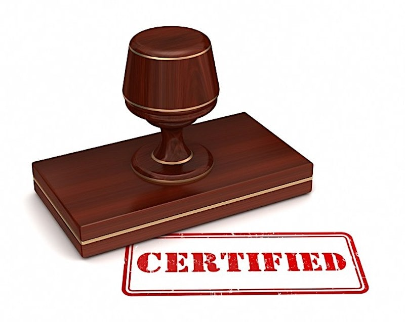 CM3 Quality Assurance Certification for Safe @ Heights Pty Ltd