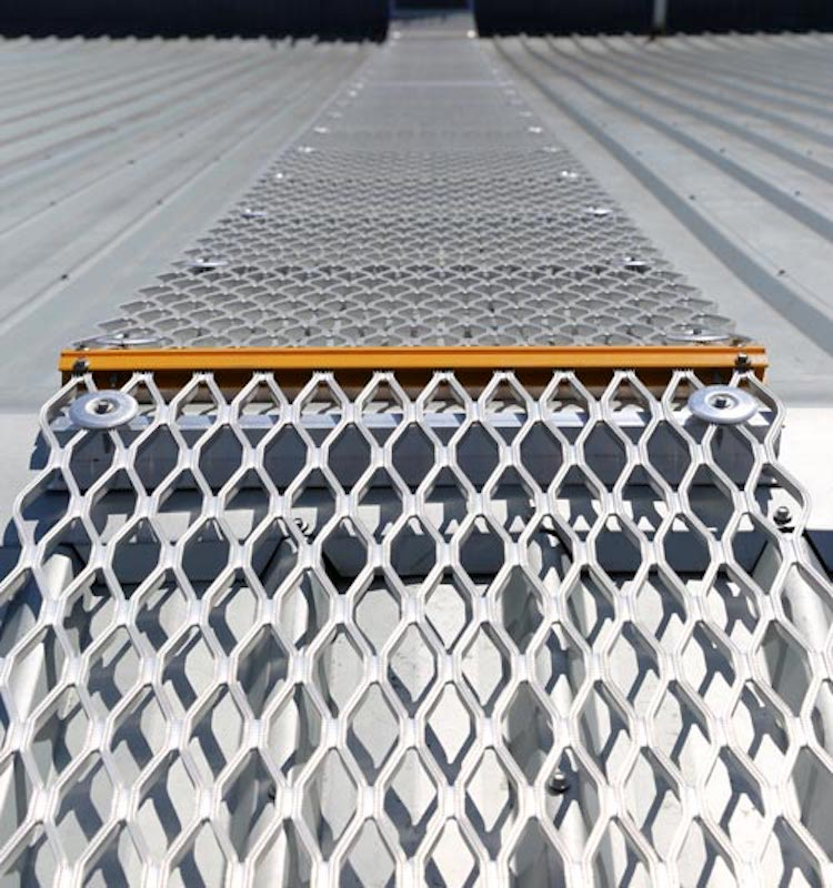 Roof Access Walkways Roof Access Platforms Safe At Heights Brisbane Queensland 5 1