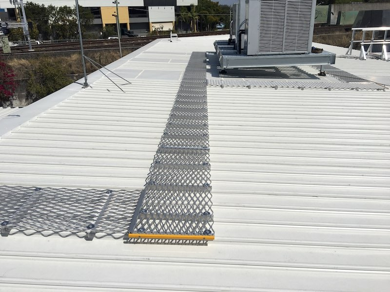 Roof Access Walkways Roof Access Platforms Safe At Heights Queensland IMG 7645 1