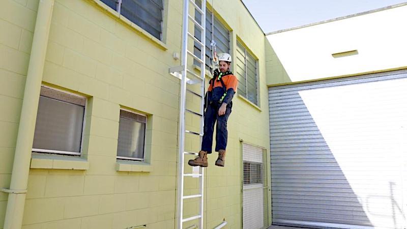 Suspension Intolerance Safe At Heights Queensland