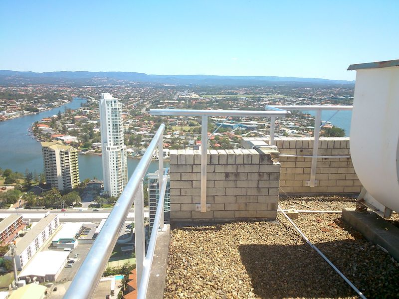 roof guard rail Safe At Heights Brisbane Queensland 1 5