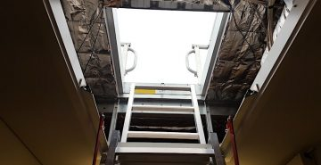 Roof Access Hatch and Hatches Safe At Heights Brisbane Queensland 00