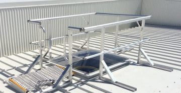 Roof Access Hatch and Hatches Safe At Heights Brisbane Queensland 1