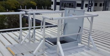 Roof Access Hatch and Hatches Safe At Heights Brisbane Queensland 11