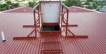 Roof Access Hatch and Hatches Safe At Heights Brisbane Queensland 5 1