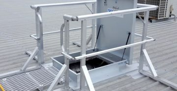 Roof Access Hatch and Hatches Safe At Heights Brisbane Queensland 5 2