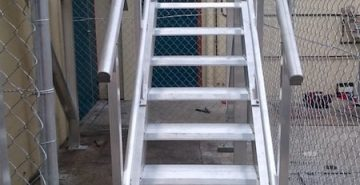 Roof Access Stairs Safe At Heights Queensland 2 1