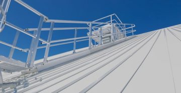 Roof Access Stairs Safe At Heights Queensland 7 1