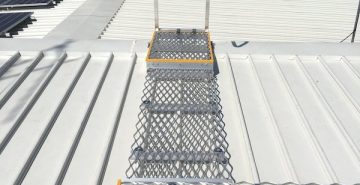 Roof Access Walkways Roof Access Platforms Safe At Heights Queensland IMG 7644