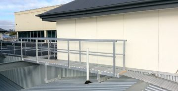 Roof Access Walkways Roof Access Platforms Safe At Heights Queensland Testimonials BANNER
