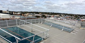 roof guard rail Safe At Heights Brisbane Queensland 1 1