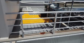 roof guard rail Safe At Heights Brisbane Queensland 1 4
