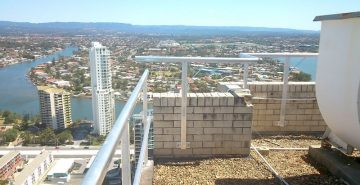 roof guard rail Safe At Heights Brisbane Queensland 1