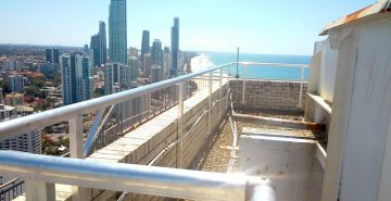 roof guard rail Safe At Heights Brisbane Queensland 2
