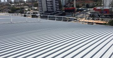 roof guard rail Safe At Heights Brisbane Queensland 3