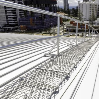 roof guard rail Safe At Heights Brisbane Queensland 5 1